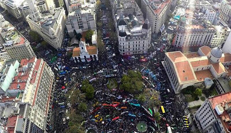 - Día del Trabajador Argentina: Los orígenes 1