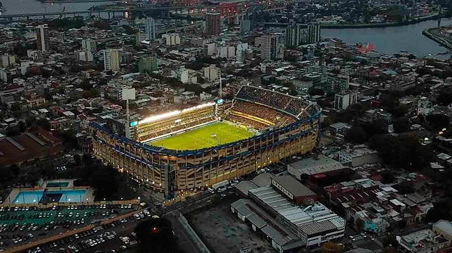 Boca Juniors nació el 3