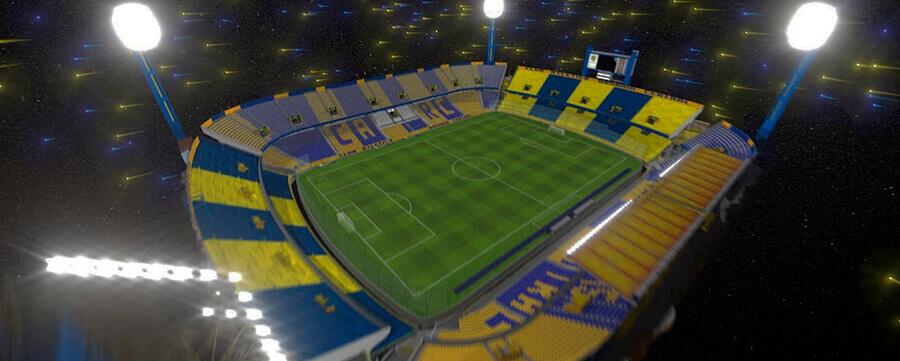 - Copa Mundial de Fútbol I: La Gran Historia 8