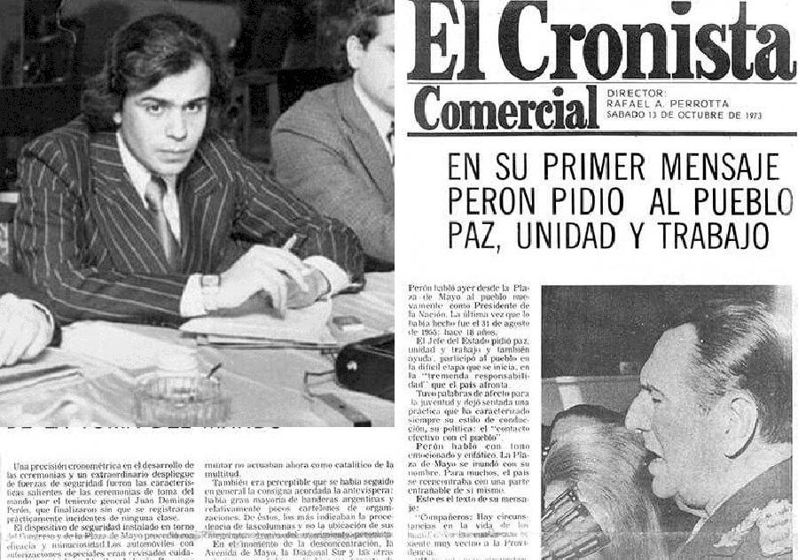 Demarchi El Cronista Comercial Diario Anticipos